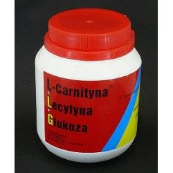 LECYTYNA +L-carnityna 300G PROSZEK