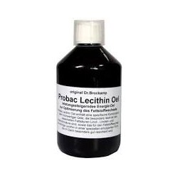 DR BROCKAMP LECITHIN OEL 500ML