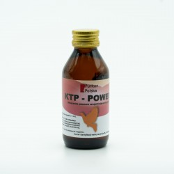 KTP - POWER 125ml 3x ENERGIA