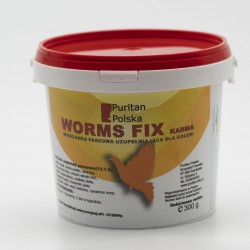 ZIOŁA NA ROBAKI WORMS FIX 300G